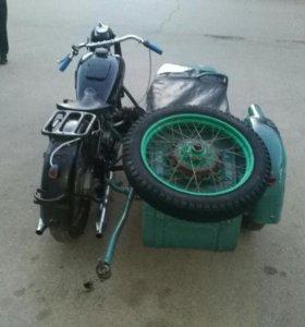 Мотоцикл м 72