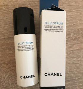 Новая сыворотка Chanel BLUE SERUM