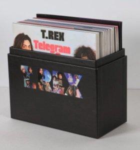 T.Rex The 7 Singles Box Set 27LP+Booklet