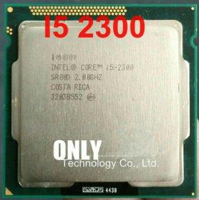 Процессор Core i5 вместе с кулером
