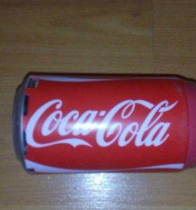 Колонка coca cola