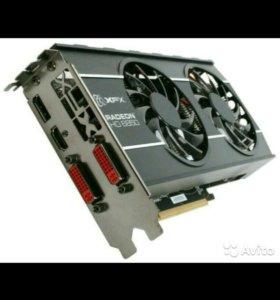 Видеокарта XFX HD6850
