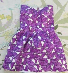 Платье бандажное XS (40)