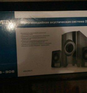 Акустическая система 2.1 SVEN MS 306
