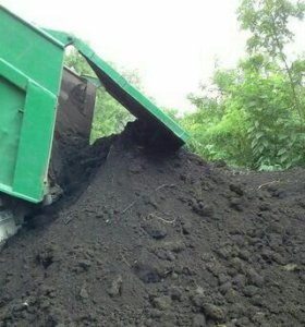 Чернозем, торф, навоз, уголь