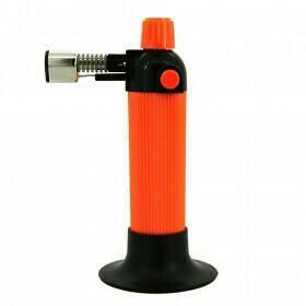 Горелка газовая - пьезо AS-021, 88х73х157мм