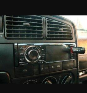 Магнитафон pioneer с поддержкой Bluetooth