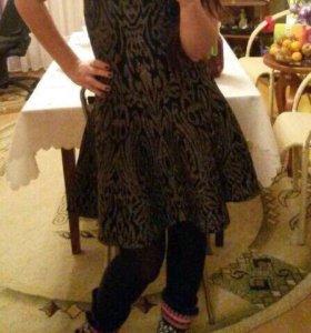 Платье бу в идеальном состоянии