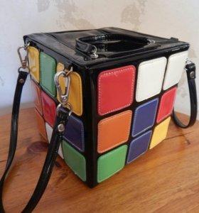 Сумка кубик