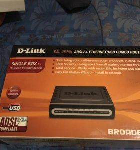 Модем ADSL2+
