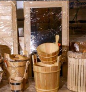 Мебель для сауны и бани