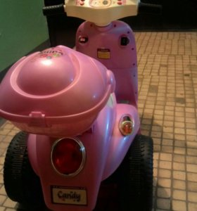 Детский элетромотоцикл