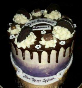Торты,сладости