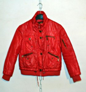 Куртку демисезонная для девочки
