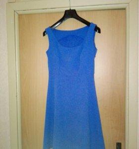 Платье новое летнее 44