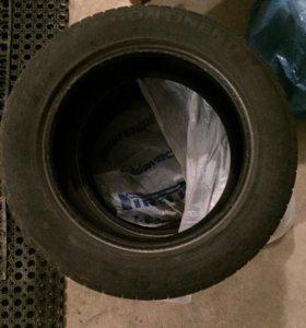 Зимняя резина Continental 215/60 r17 (2шт.)