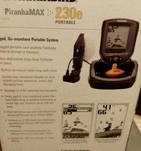 Эхолот humminbird PiranhaMAX 230e