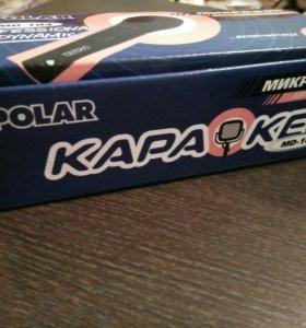 Микрофон polar md-104