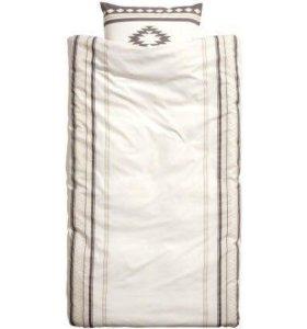 Комплект постельного белья h&m home
