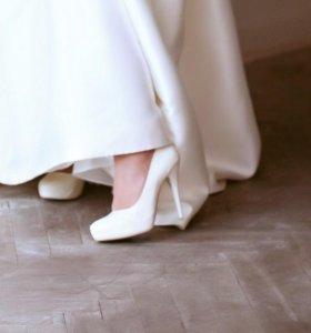 Туфли нат кожа🔺р40