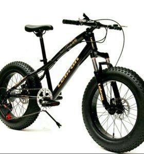 Велосипед,,Горный на широких колесах,,