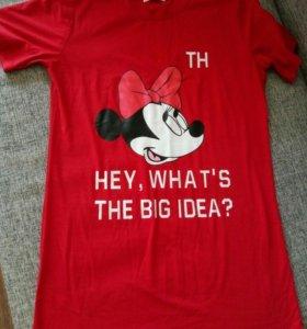 Продам футболку тунику