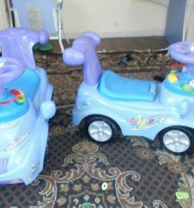 Машины для малышей