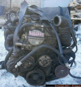 Двигатель на запчасти K3VE Daihatsu YRV