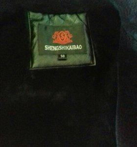 Куртка , зимняя, в идеальном состоянии