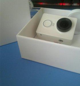 Экшн камера Xiaomi yi