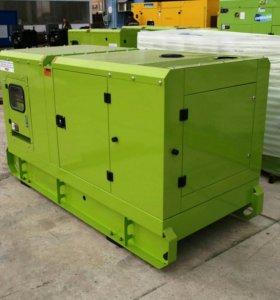 Дизельный генератор 30 кВт малошумный