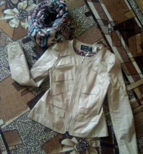 Куртка и хомут