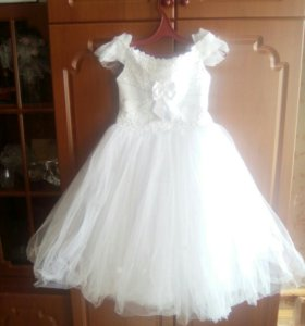 Нежнейшее платье для принцессы