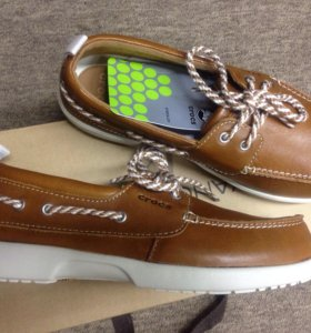 Кожаные ботинки Crocs срочно торг