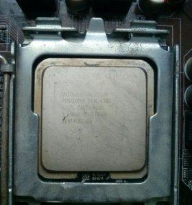 Asus p5kpl-am se + pentium dual core