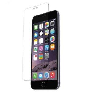 Стекла на iPhone 6 Plus