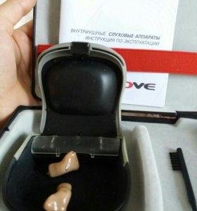 Внутренные слуховые аппараты