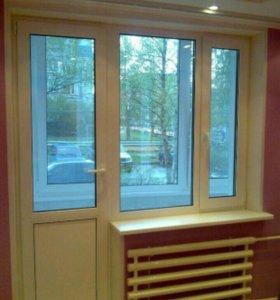 внутренняя отделка Окон,балконов