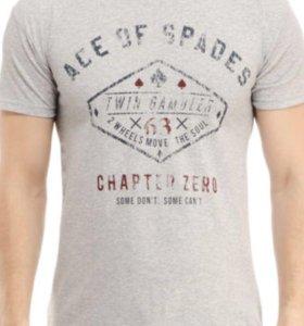 Новая футболка мужская