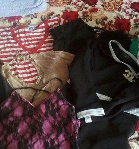 женские вещи сумкой