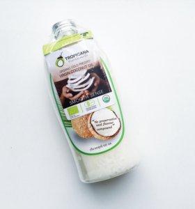 Кокосовое натуральное масло