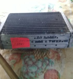 Радиатор отопителя (печка) для Дэо Нэксия медная