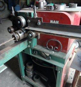 универсальный станок для ковки мастер 2на 220в