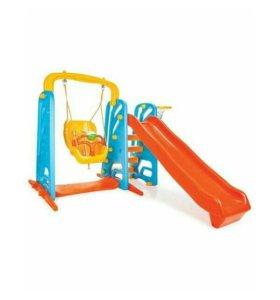 Детский игровой комплекс Пилсан (06-141)
