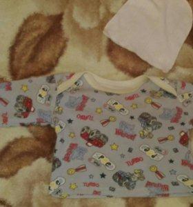 Одежда на малыша от 3 мес до 1 года