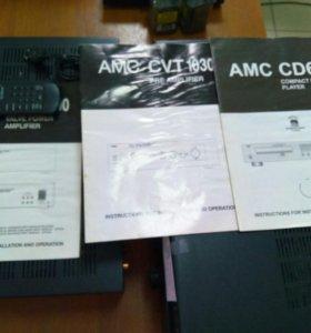Комплект музыкального оборудования: AMC
