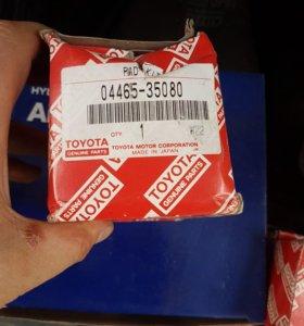 Колодки тормозные передние TOYOTA N 04465 35080