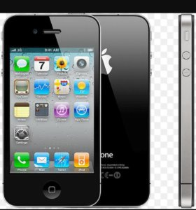 iPhone 4 black оригинал