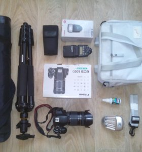 Canon 600d+все что на фото