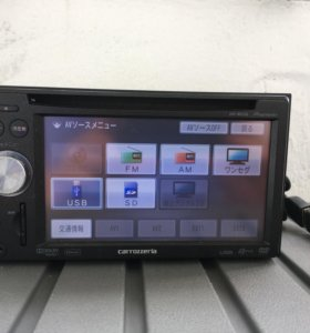 Carrozzeria MRZ088 USB, DVD, CD, MP3, Bluetooth